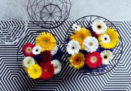 Rehner Gartencenter | Floristik – die individuelle Pflanzschale als Kunstwerk